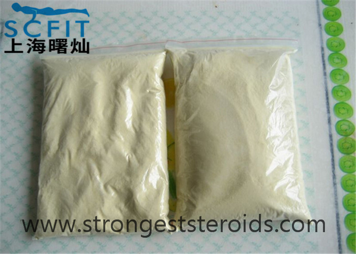 Beclomethasone dipropionate 5534-09-8 Light Yellow Powder For Anti-inflammatory Pharmaceutical Raw Materials